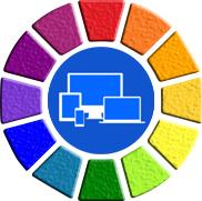 Kleurcircel-design